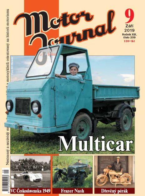 Motor Journal 2019/09