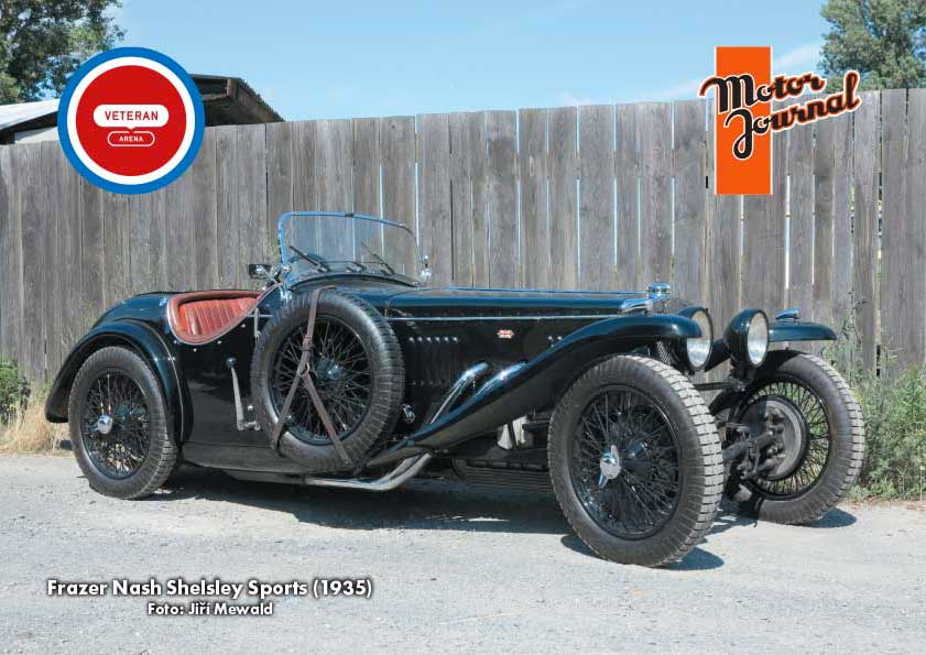 Motor Journal Frazer Nash Shelsley Sports