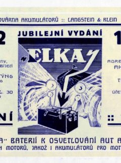 Jubilejní ceník Elka