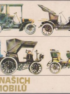 Atlas našich automobilů (1-4)