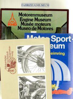 Motoristická musea v Německu
