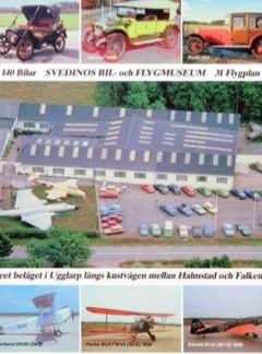Svedinos Byl-Flyg Museum