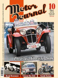 Motor Journal 10/2019
