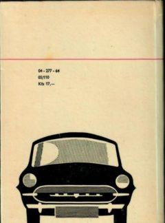 Osobní automobily Škoda