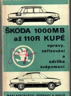 Škoda 1000 MB a 110R Kupé