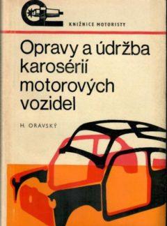 Opravy a údržba karoserií motorových vozidel