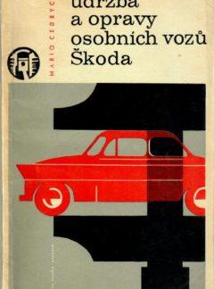 Údržba a opravy osobních vozů Škoda