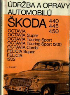 Údržba a opravy automobilů Škoda