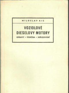 Vozidlové Dieselovy motory