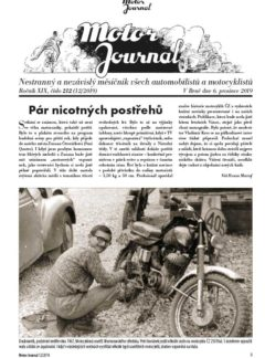 Motor Journal 12/2019
