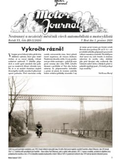 Motor Journal 1/2020