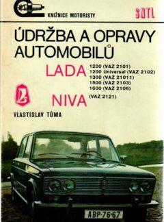 Údržba a opravy automobilů Lada/ Niva