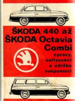 Škoda 440 až Škoda Octavia Combi