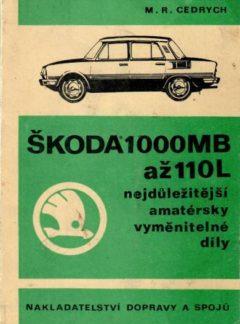 Škoda 1000 MB až 110 L