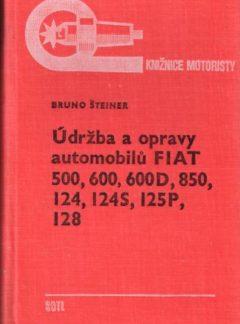 Údržba a opravy automobilů FIAT
