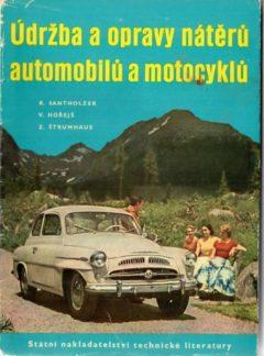 Údržba a opravy nátěrů automobilů a motocyklů