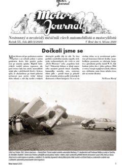 Motor Journal 2020/03