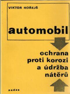 Automobil ochrana proti korozi a údržba nátěrů