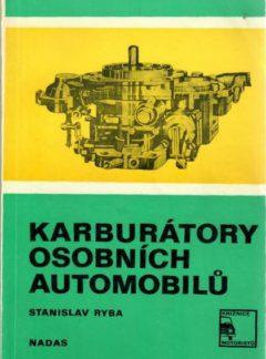 Karburátory osobních automobilů