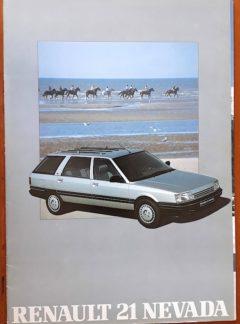 Renault 21 Nevada