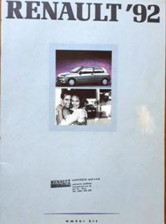 Renault '92