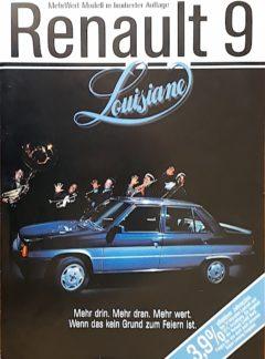 Renault 9 Louisiane