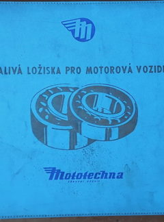 Valivá ložiska pro motorová vozidla