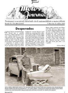 Motor Journal 2020/04