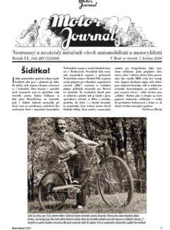Motor Journal 2020/05