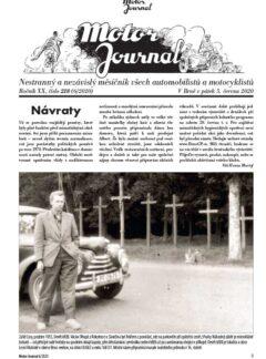 Motor Journal 2020/06