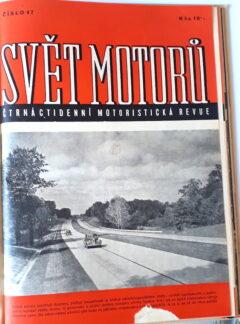 Svět motorů 1949