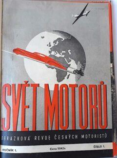 Svět motorů 1947