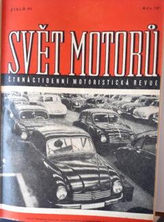 Svět motorů 1951