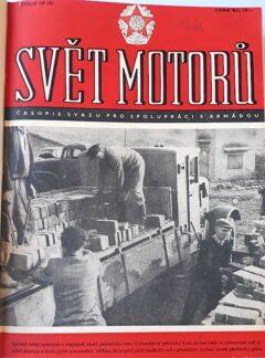 Svět motorů 1953
