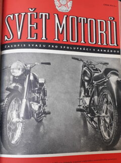 Svět motorů 1955