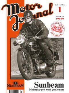 Knihovnička Sunbeam – motocykly pro pravé gentlemany