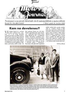 Motor Journal 7/2020