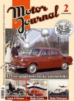 Motor Journal 2020 – Knihovnička 125 let mladoboleslavské automobilky