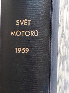 Svět motorů 1959
