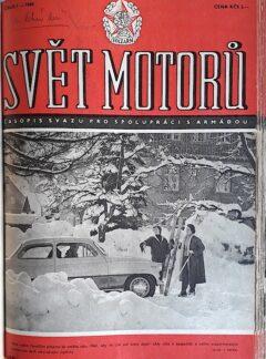 Svět motorů 1960