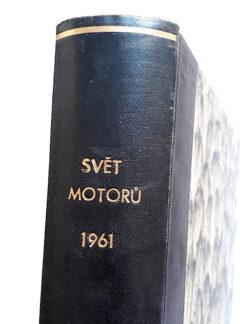 Svět motorů 1961