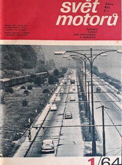 Svět motorů 1964