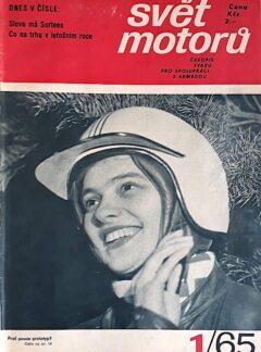 Svět motorů 1965