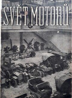 Svět motorů 1950