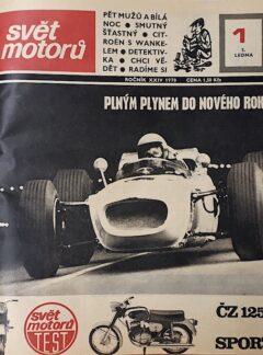 Svět motorů 1970