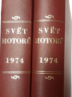 Svět motorů 1974