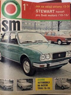 Svět motorů 1978 1+2