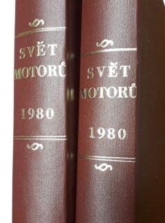 Svět motorů 1980 1+2