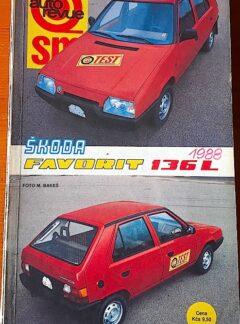 Auto revue – Škoda Favorit 136L
