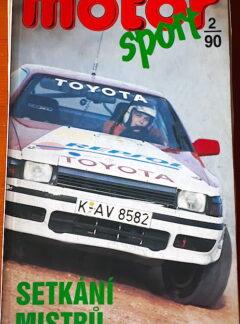 Motor Sport 2/90